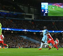 How Sergio Aguero and Radamel Falcao left indelible stamp on absorbing Man City vs Monaco tie