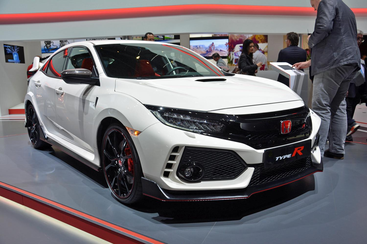 honda s 2017 civic type r is coming to u s and it will. Black Bedroom Furniture Sets. Home Design Ideas