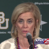 Baylor women's basketball coach Kim Mulkey on criticism of school's safety: 'Knock them right in the face'