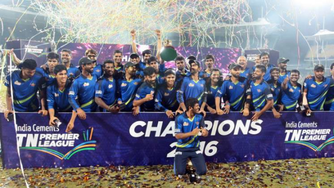 Tamil Nadu Premier League 2017: All you need to know about TNPL 2017
