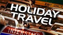 Holiday travel ramping up
