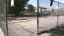 Police investigate double shooting at North Philadelphia playground