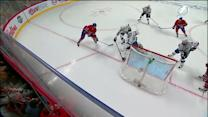 Lindback stretches back to deny Pacioretty