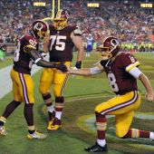 For Redskins, NFC East is more winnable than ever
