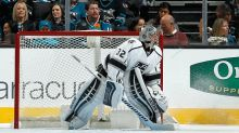 Jonathan Quick returns to action after long injury absence