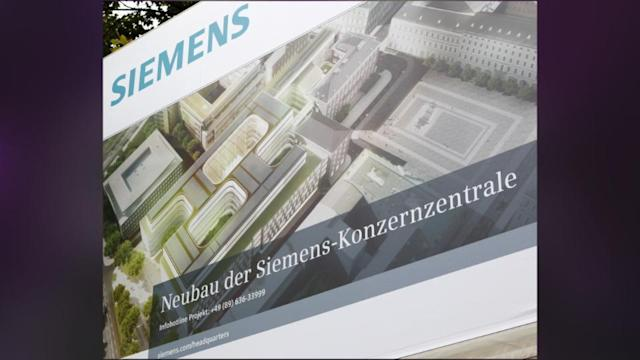 Siemens CEO Promises Workers An End To Restructuring