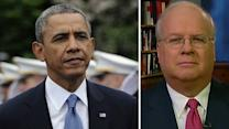 Rove: Obama's foreign policy will 'embolden our adversaries'