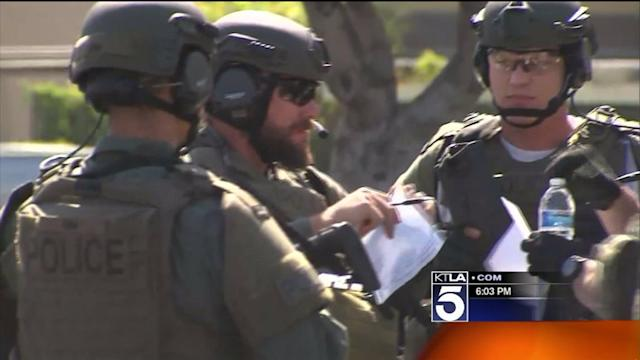 Suspect in Custody After Tustin Put on Alert by Search for Armed Man