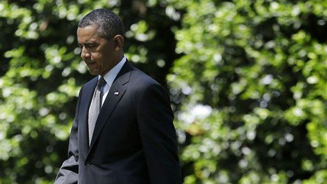 Should the White House accept responsibility for scandals?