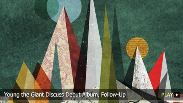Young the Giant Discuss Debut Album, Follow-Up