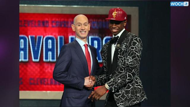Cavs Take Wiggins With No. 1 Pick In NBA Draft