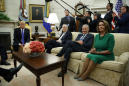 Pelosi says Trump would sign DREAM Act protecting immigrants