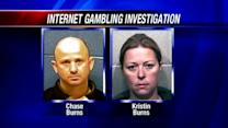 Man accused in gambling scheme donated to N.C. governor
