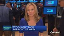 Market opens: A mix of retail movers