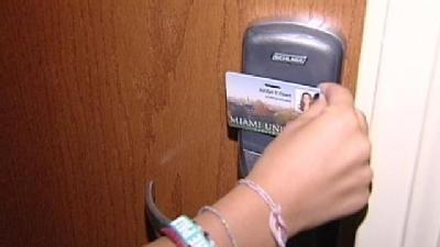 Miami Freshmen Get 1st Look At New Campus Security System