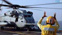 'Miracle At Sea':25 Survive Marine Copter Crash