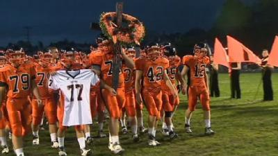 Student Player Killed In Accident Honored By Team Before Game