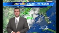 First Alert Weather: Weekend forecast