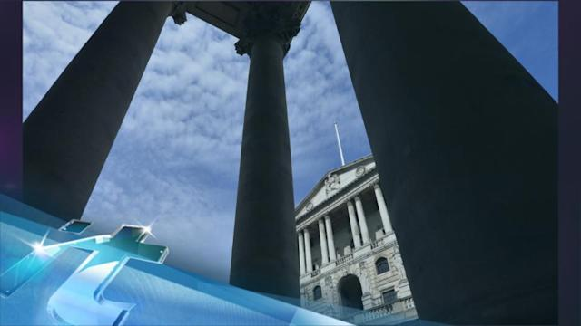 Bank of England ties interest rate to employment