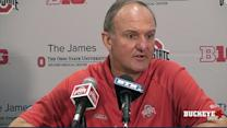 Matta kicks off media day
