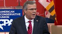 All eyes on Jeb Bush at the CPAC