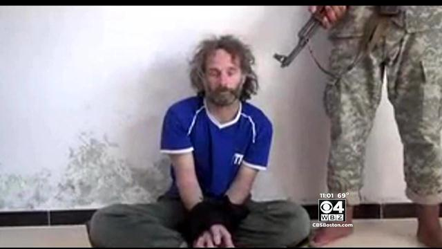 Mass. Man Freed After Two Years As Hostage In Syria