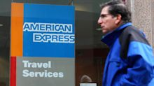 American Express shares rise 9% after earnings beat