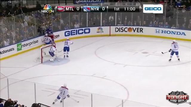 Montreal Canadiens at NY Rangers Rangers - 05/22/2014