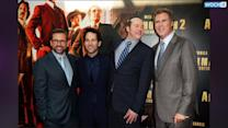 'Anchorman 2' Cast Performs 'Afternoon Delight' Onstage At Sydney Premiere