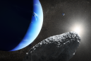 Neptune's smallest moon may have been created by comets