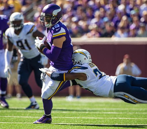 Five Questions: Minnesota Vikings vs San Diego Chargers