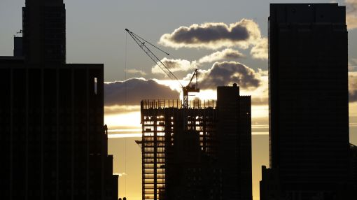 Commercial real estate just had its biggest year since the financial crisis
