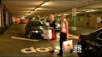 Burglars Targeting Cars At SF's Stockton-Sutter Parking Garage