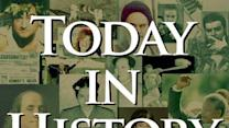 Today in History for Friday, February 15th