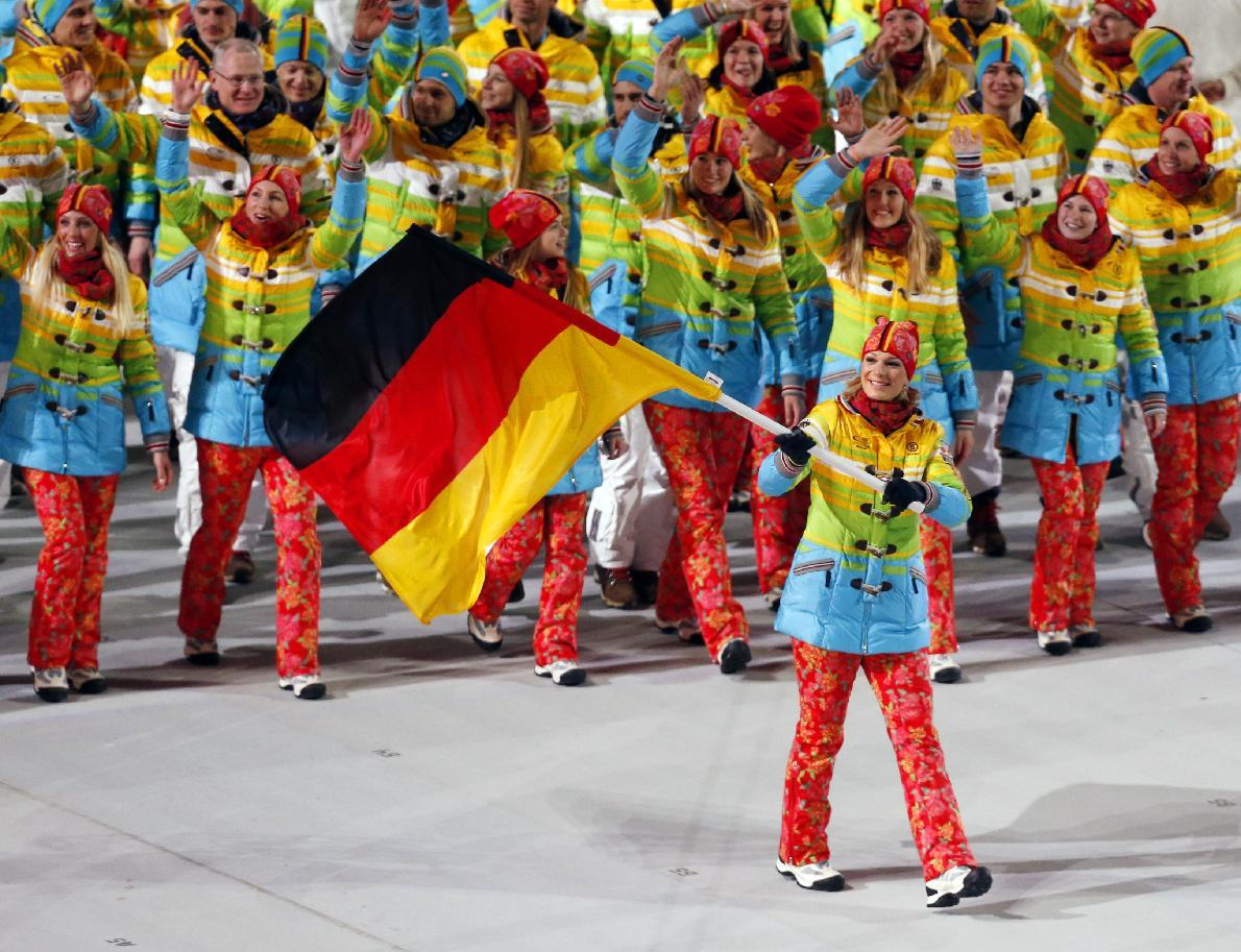 2014 Sochi Olympic Costume Ideas: Best And Worst Dressed Olympic Nations In Sochi Opening