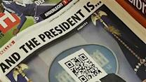 Foreign newspapers hedge bets on Obama win