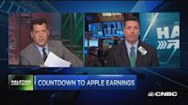 Apple could move 5% post earnings: Trader
