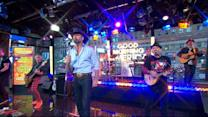 Tim McGraw Performs New Single 'Shotgun Rider'