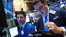 S&P, Dow close around breakeven as dollar hits 7-month high; stocks post weekly gains