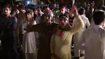 Pakistan government considers decisive action against protesters