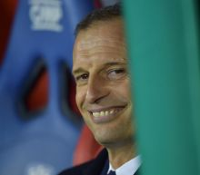 Arsenal managerial target Massimiliano Allegri again downplays rumours he could replace Arsene Wenger