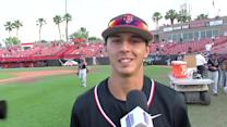 The Mountain West Network chats with San Diego State's Steven Pallares