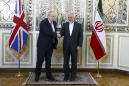 Detainees on agenda as top British diplomat arrives in Iran