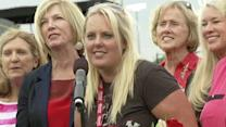 NASCAR Foundation honors heroic mom
