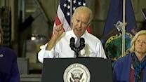 U.S. will follow Islamic State to 'the gates of hell' - Biden