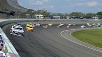 Toyota Highlights: Martin leads the restart