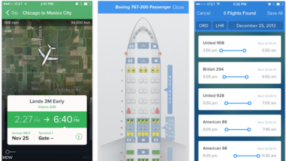 Pogue's search for the best air-travel app