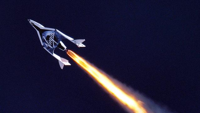 Virgin Galactic CEO: We Can Absolutely Go to Mars