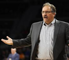The Detroit Pistons have given up