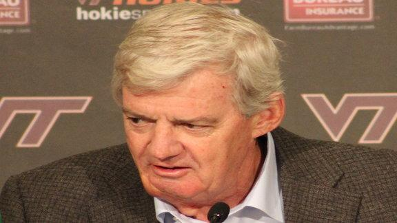 HokieHaven.com: Frank Beamer Miami Post Game